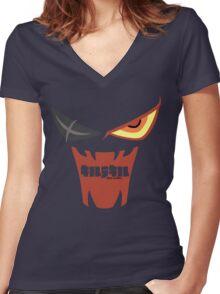 Senketsu - Kill La Kill Women's Fitted V-Neck T-Shirt