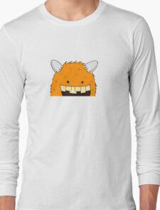 Q the monster  Long Sleeve T-Shirt