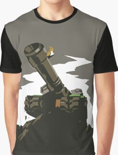 Bastion Spray Graphic T-Shirt