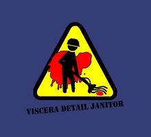 Viscera Cleanup Detail Logo - Janitor Classic T-Shirt