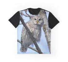 Who goes there? Graphic T-Shirt