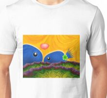 Inner Child - Lovers in the Psychedelic Sea Unisex T-Shirt