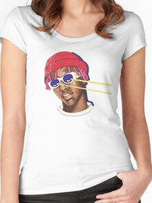 Lil Yachty / Yachty / Lil Boat - shirt, artwork Women's Fitted Scoop T-Shirt