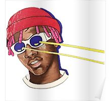 Lil Yachty / Yachty / Lil Boat - shirt, artwork Poster