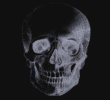 Skull X-Ray  One Piece - Short Sleeve