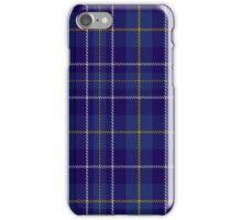 00885 Westwood MacSky Fashion Tartan  iPhone Case/Skin