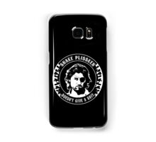 Snake Plissken (doesn't give a shit) Samsung Galaxy Case/Skin