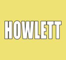 Howlett One Piece - Short Sleeve