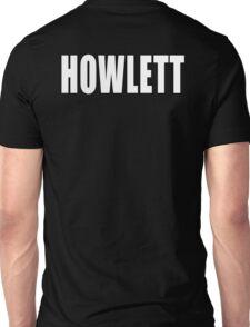 Howlett Unisex T-Shirt