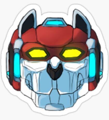 Red Lion Sticker
