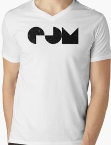 EDM electric dance music Mens V-Neck T-Shirt
