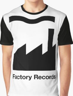 factory Graphic T-Shirt