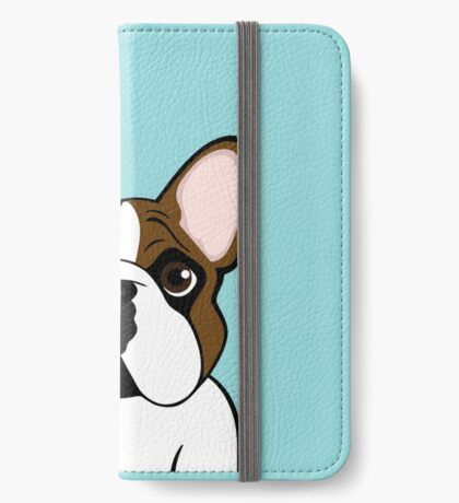 Frenchie - Fawn Pied iPhone Wallet/Case/Skin