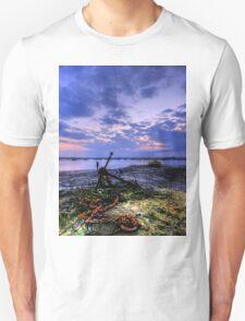 Summer Solstice Sunset Unisex T-Shirt