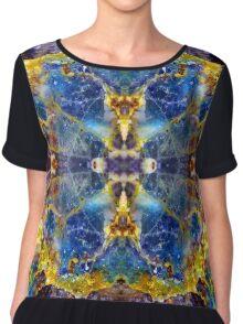 Kaleidosopic (Prism Agate) Chiffon Top