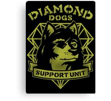 Rescue And Support Canvas Print