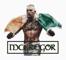 Conor Mcgregor One Piece - Short Sleeve