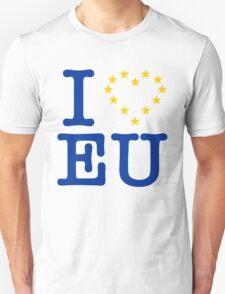 I Heart EU Unisex T-Shirt