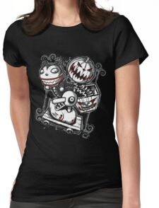 Scary Toys Womens Fitted T-Shirt