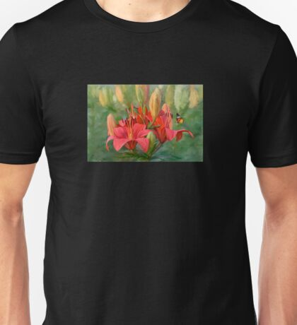 Open Wide And Say Ahh Unisex T-Shirt