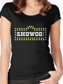 Showco Sound Women's Fitted Scoop T-Shirt