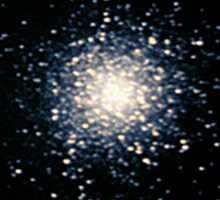M13 The Great Globular Cluster Sticker