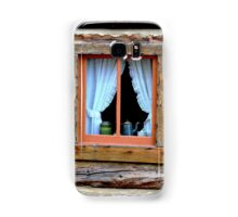 Window To The Past Samsung Galaxy Case/Skin
