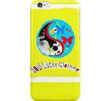 Ying Yang Elephant (Soul Lucky) By Samuel Banfield  iPhone Case/Skin