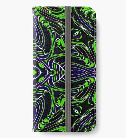 Nexus Lotus iPhone Wallet/Case/Skin