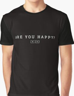 Bo Burnham - Are You Happy Graphic T-Shirt
