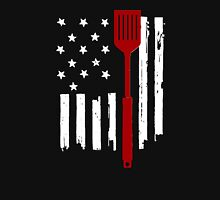 American BBQ Old Glory and spatula Unisex T-Shirt