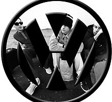 VW Beastie Boys by Adrockz