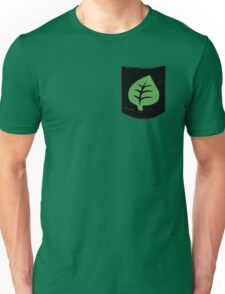 Pokemon Grass Type Pocket Unisex T-Shirt
