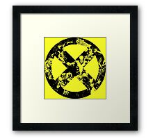 X-Men • Team Up Logo Framed Print