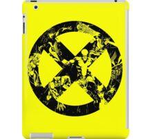 X-Men •Team Up Logo iPad Case/Skin