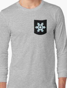 Pokemon Ice Type Pocket Long Sleeve T-Shirt