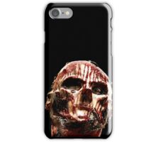 TOK MASK FACE iPhone Case/Skin