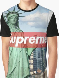 supreme nyc Graphic T-Shirt