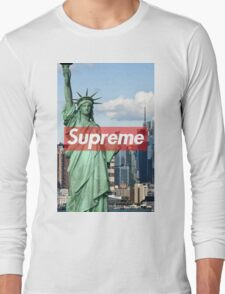 supreme nyc Long Sleeve T-Shirt