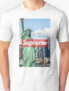 supreme nyc Unisex T-Shirt