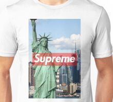 supreme nyc Unisex T-Shirt