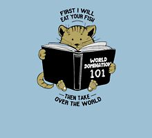 CAT WORLD DOMINATION Unisex T-Shirt