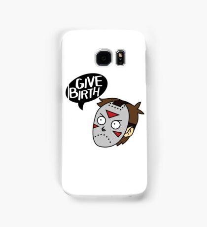 Give Birth Samsung Galaxy Case/Skin