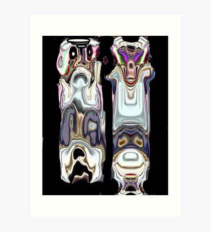 RUH Roh Art Print