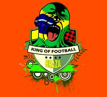 Brazil Futebol Unisex T-Shirt