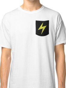Pokemon Lightning Type Pocket Classic T-Shirt