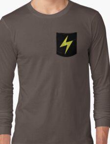 Pokemon Lightning Type Pocket Long Sleeve T-Shirt