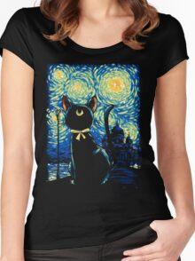 Claire de Lune Women's Fitted Scoop T-Shirt
