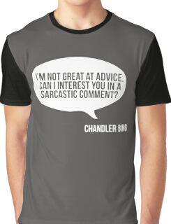 FRIENDS  CHANDLER Graphic T-Shirt