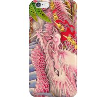 Phoenix and Dragon iPhone Case/Skin